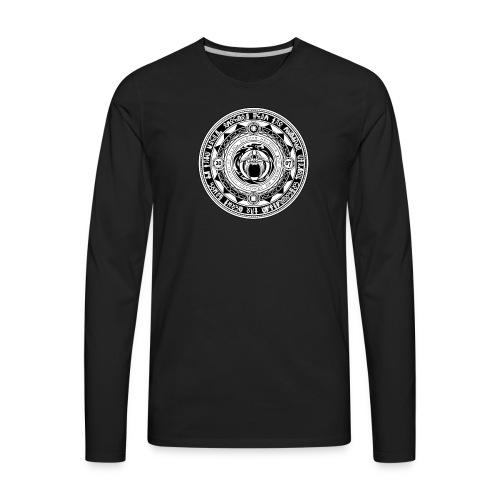 UNGD.tv 2007 t-shirt - Men's Premium Long Sleeve T-Shirt