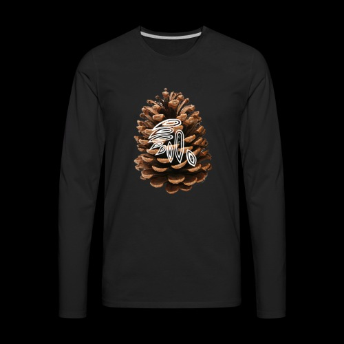 Pine-cone Mark 4 - Men's Premium Long Sleeve T-Shirt
