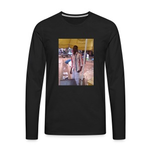 Mr Pallasco - Men's Premium Long Sleeve T-Shirt
