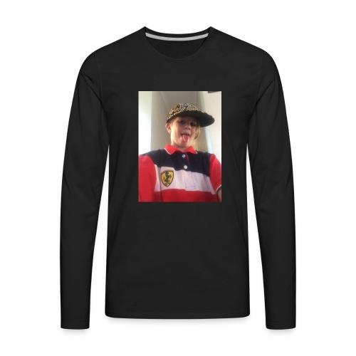 6709CC2F 1DF8 4551 AE30 083B41D52F9E - Men's Premium Long Sleeve T-Shirt