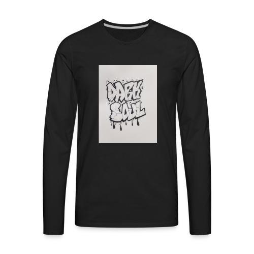 Dark soul graphitti - Men's Premium Long Sleeve T-Shirt