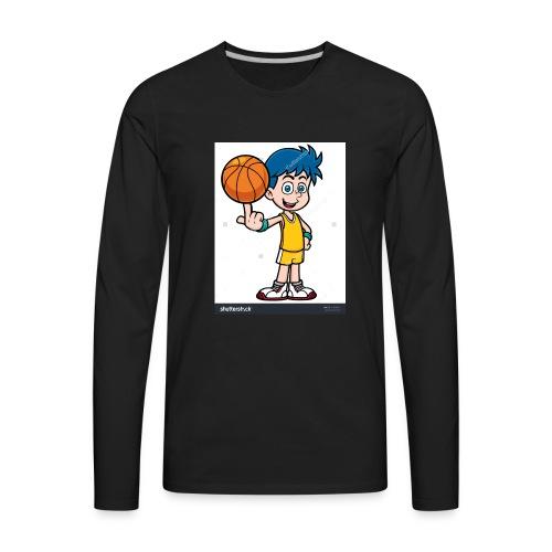 Jaden Debonds merch - Men's Premium Long Sleeve T-Shirt