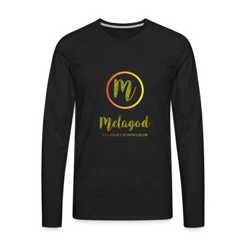 MelaGod - Men's Premium Long Sleeve T-Shirt
