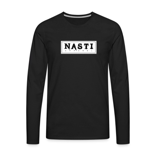 Nasti Apparel - Men's Premium Long Sleeve T-Shirt