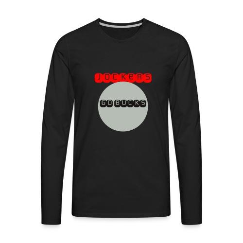 Jockers football week special - Men's Premium Long Sleeve T-Shirt