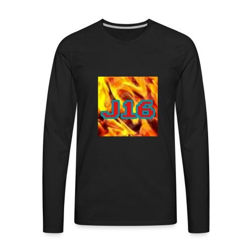 Jakeyace16 Merch - Men's Premium Long Sleeve T-Shirt