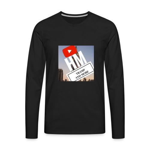 hugo mossman - Men's Premium Long Sleeve T-Shirt