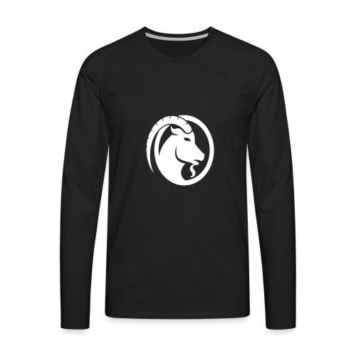 GCG Merchandise Logo - Men's Premium Long Sleeve T-Shirt