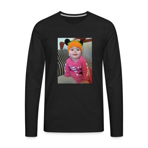 Baby onzie - Men's Premium Long Sleeve T-Shirt