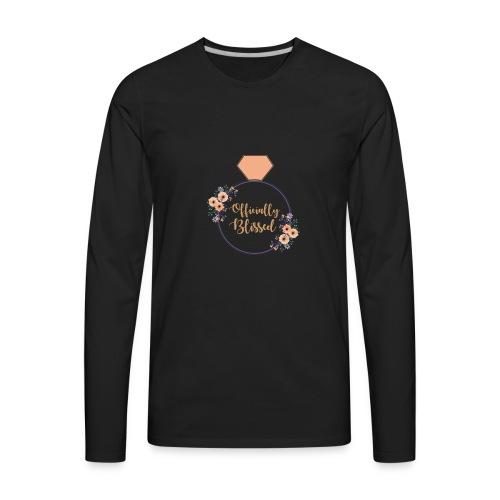 Officially Blissed - Men's Premium Long Sleeve T-Shirt