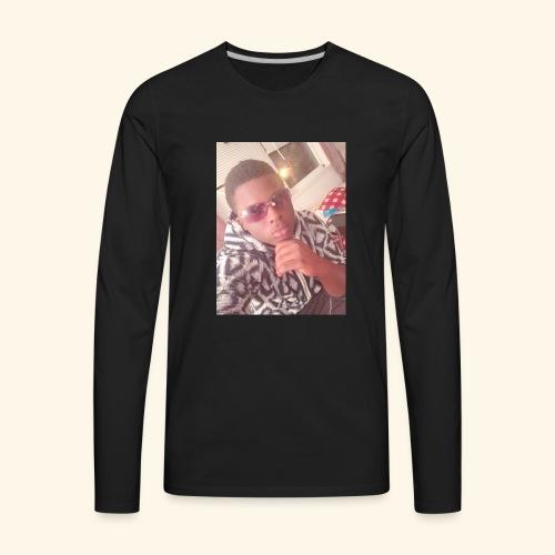 3BB1A2E4 4764 4E48 9CD2 CB0B98CE0E00 - Men's Premium Long Sleeve T-Shirt