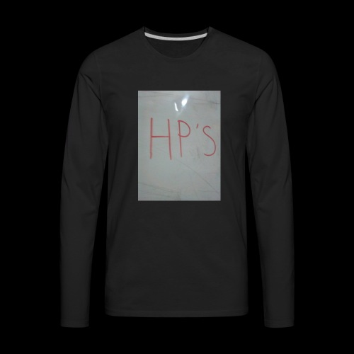 HPS MERCH - Men's Premium Long Sleeve T-Shirt