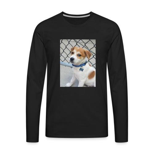 Cassius - Men's Premium Long Sleeve T-Shirt