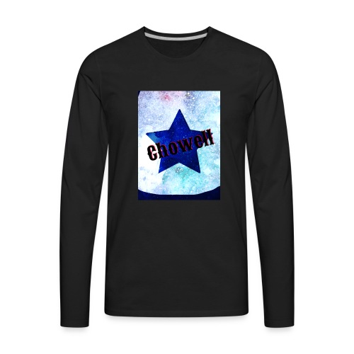 Star in a Galaxy Chowell - Men's Premium Long Sleeve T-Shirt