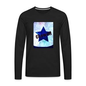Star in a Galaxy Chowell - Men's Premium Long Sleeve T-Shirt