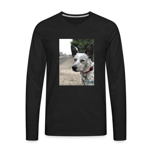 66A8AF35 2DB7 46D7 A3A9 32F0CF0E9399 - Men's Premium Long Sleeve T-Shirt