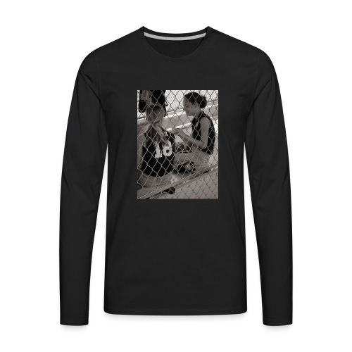 Dugout Princess - Men's Premium Long Sleeve T-Shirt