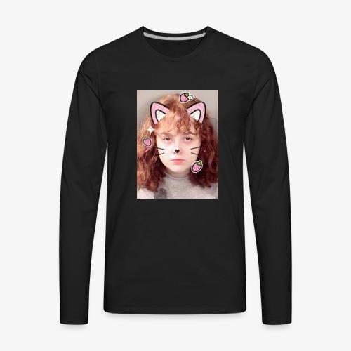 Tiff's Mugshot - Men's Premium Long Sleeve T-Shirt