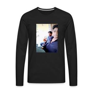 2 creeps - Men's Premium Long Sleeve T-Shirt