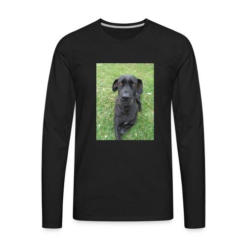 Dasher - Men's Premium Long Sleeve T-Shirt