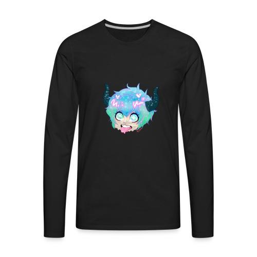 0nisticker - Men's Premium Long Sleeve T-Shirt