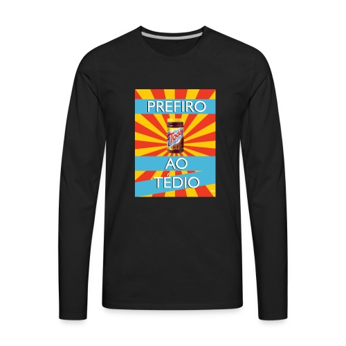 Tddy - Men's Premium Long Sleeve T-Shirt