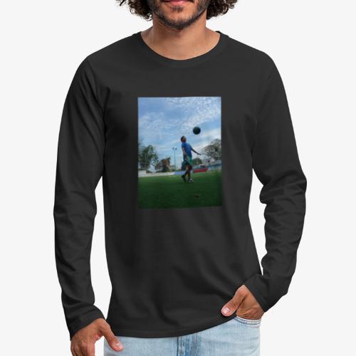 future golden ball - Men's Premium Long Sleeve T-Shirt