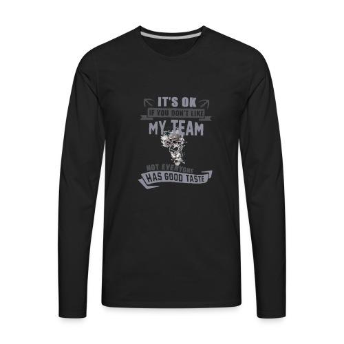 Dallas cowboy Shirt Dallas City Football - Men's Premium Long Sleeve T-Shirt