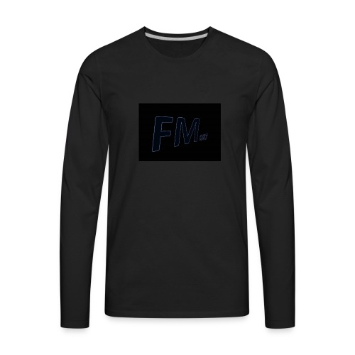 FM007 - Men's Premium Long Sleeve T-Shirt