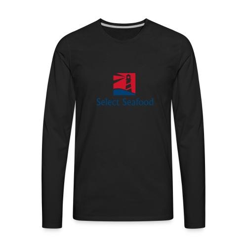 Select Seafood Merchandise - Men's Premium Long Sleeve T-Shirt