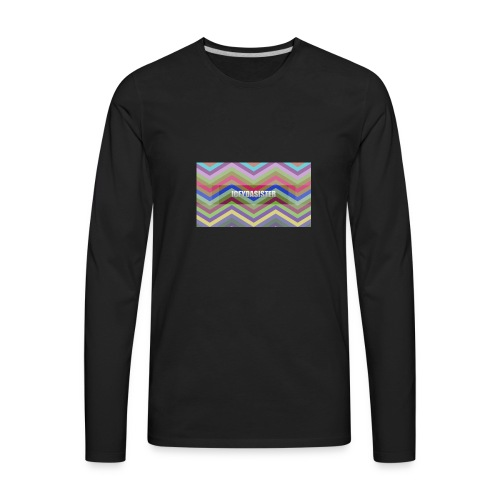 ICEY SHIRT - Men's Premium Long Sleeve T-Shirt
