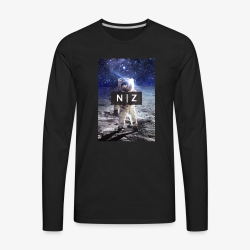 Astro - NoiZ - Men's Premium Long Sleeve T-Shirt
