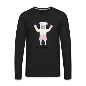 PUGilistic - Men's Premium Long Sleeve T-Shirt