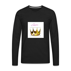 Queen shirt - Men's Premium Long Sleeve T-Shirt