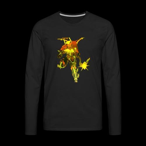 Scargill of Death and Destruction.... - Men's Premium Long Sleeve T-Shirt