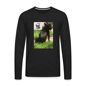 french bulldog - Men's Premium Long Sleeve T-Shirt