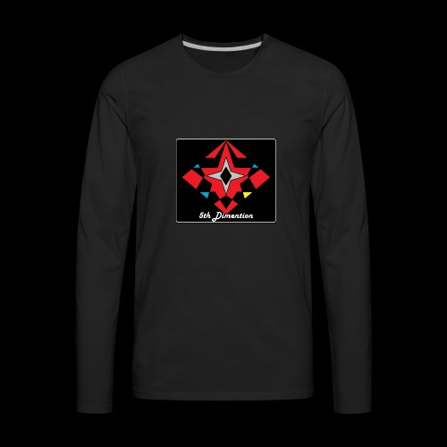 5th dimension - Men's Premium Long Sleeve T-Shirt