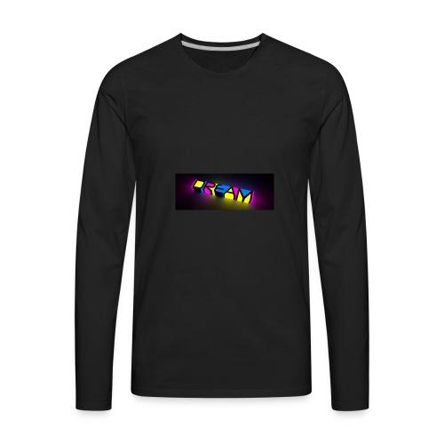dream color neon - Men's Premium Long Sleeve T-Shirt