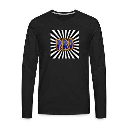 LikeAPro107's Channel Image - Men's Premium Long Sleeve T-Shirt