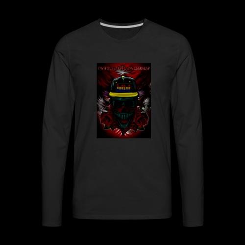 FlipFlap Nation - Men's Premium Long Sleeve T-Shirt