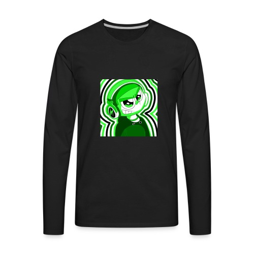 WeebMeme's Merch - Men's Premium Long Sleeve T-Shirt
