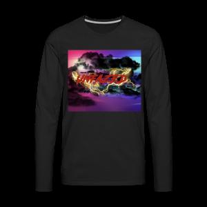 unfazed - Men's Premium Long Sleeve T-Shirt