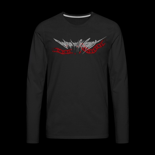 Chained 2 BHCR - Men's Premium Long Sleeve T-Shirt