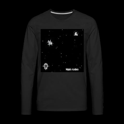 Spotty Crunch Alaska - Men's Premium Long Sleeve T-Shirt