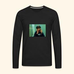 Pj Vlogz Merch - Men's Premium Long Sleeve T-Shirt