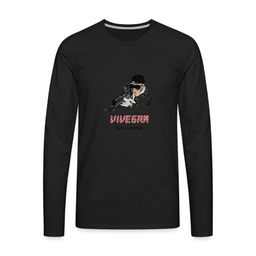 vivegam2 - Men's Premium Long Sleeve T-Shirt