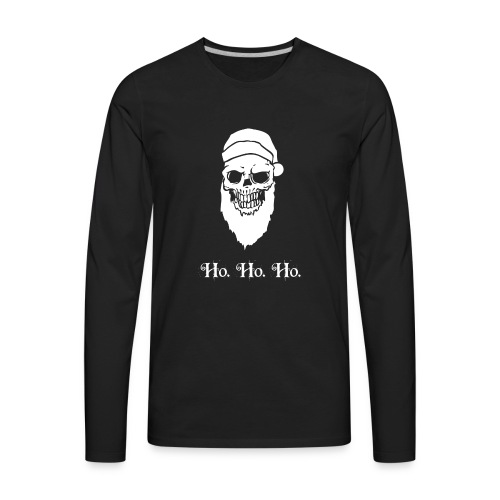 Ho Ho Ho! - Men's Premium Long Sleeve T-Shirt