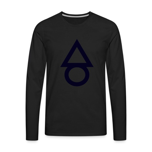Sepo - Symbol of freedom - Men's Premium Long Sleeve T-Shirt