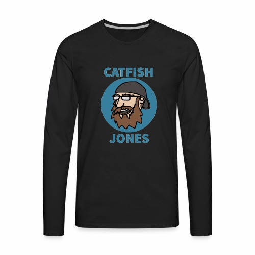 CFJ Avatar - Men's Premium Long Sleeve T-Shirt