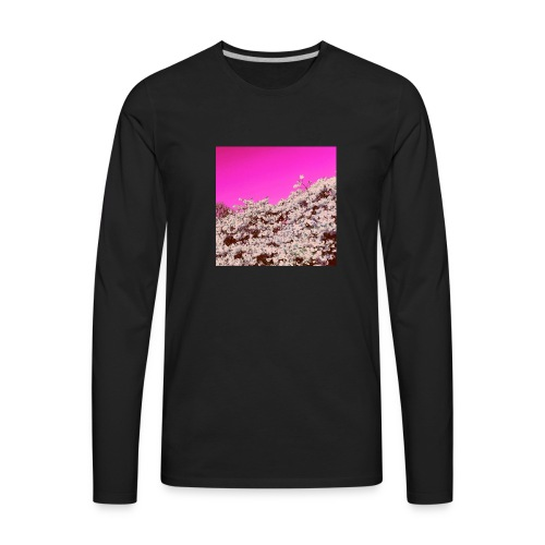 Late Enough EP Cover - Men's Premium Long Sleeve T-Shirt